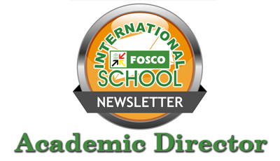 December 2019 – Newsletter from Academic Director